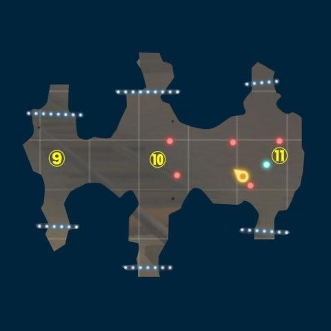 アートルム坑道エリア6