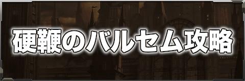 硬鞭のバルセム攻略【災厄種】