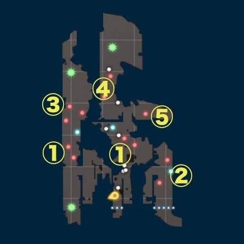 map_ダンジョン3