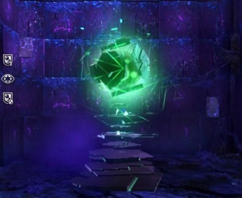 緑のスイッチ