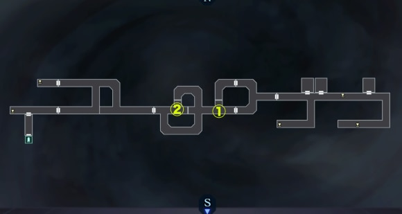 ギンザ大地下道B1F-2