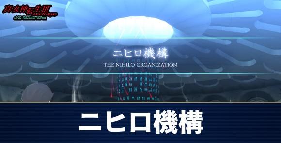 ニヒロ機構