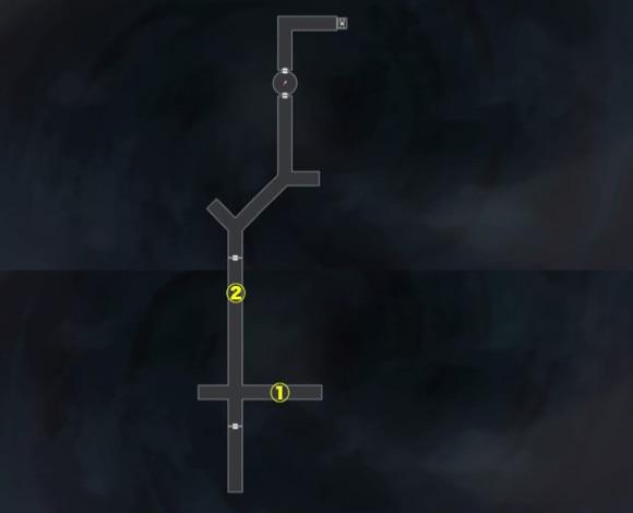 アマラ経路2B2F