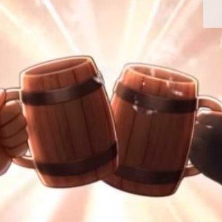 乾杯グレード★3
