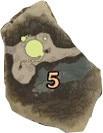 龍結晶の地エリア5