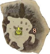 大蟻塚の荒地エリア8