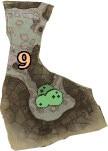 大蟻塚の荒地エリア9