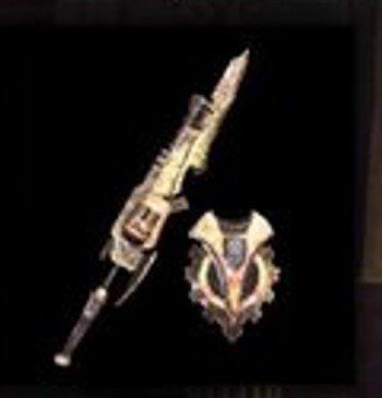 皇金の銃槍・水