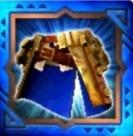 蒸鉄卿の腰巻・銃装
