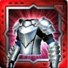 白銀の甲冑・胴鎧Ⅳ