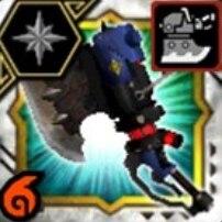 特務爆斧ブラックローⅡ