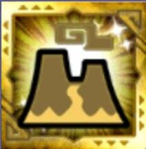 微砂紋の丘の画像