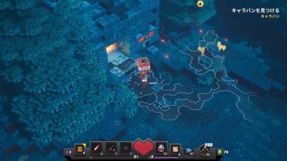 マイクラ ダンジョン シークレット 【マイクラダンジョン】DLC3のシークレットミッション『巨大城壁』の...
