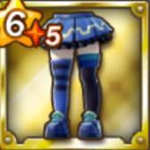 支援班上級制服(藍)/下
