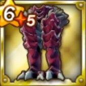 竜鱗鎧レッドサウロス/下