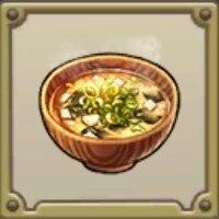 グリオニのスープ