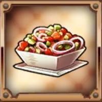 ザク切りサラダ