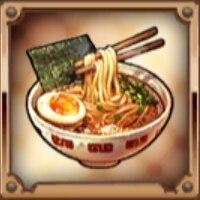 玉子入り汁麺