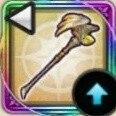 霊鳥の錫杖