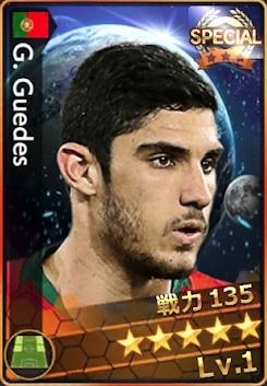ゴンサロ・ゲデス(ポルトガル選抜)