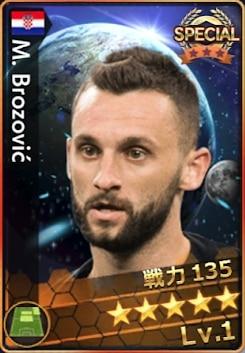 ブロゾヴィッチ(クロアチア選抜)