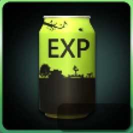 中級EXP缶