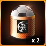 オレンジの素材BOX