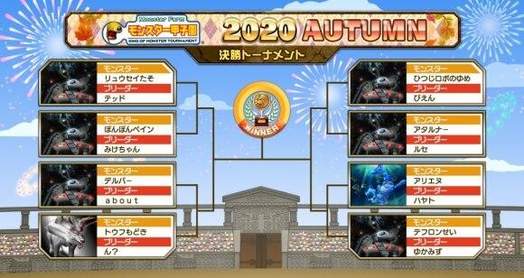 モンスター甲子園2020AUTUMN