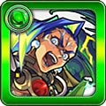 烈々たる雷霆の大戦神 インドラ