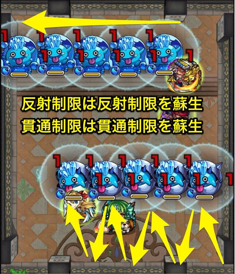 覇者の塔27階3ステージ