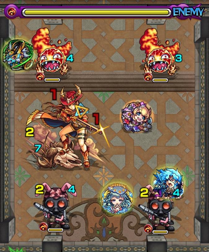 覇者の塔21階第3ステージ