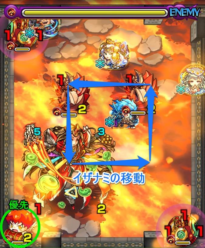 覇者の塔36階ステージ3