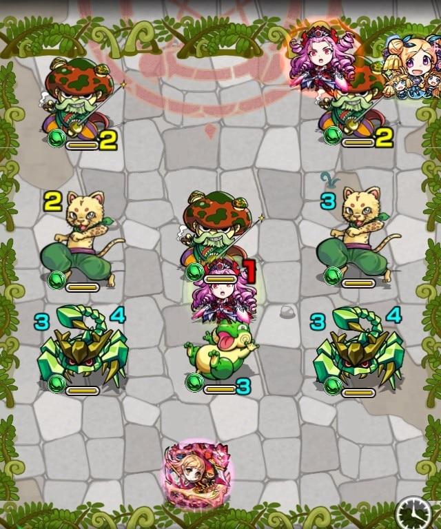 セルケト(究極)降臨第3ステージ