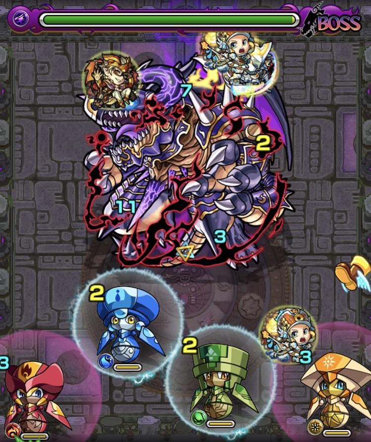 闇修羅場boss2