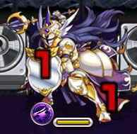 銀月の騎士ワンパン