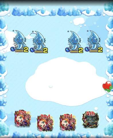 初霜の高原第1ステージ
