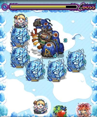 冬凪の遊地2第2ステージ