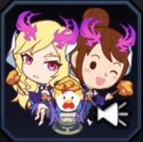 あきこちゃん&ルシファー