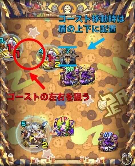 エリア モンスト エレメント 【モンスト】超究極 コクウ