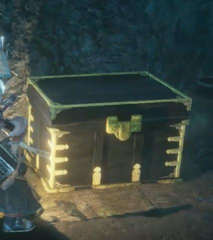 ムジナの宝箱