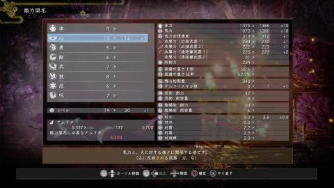 武器 スキル 2 仁王