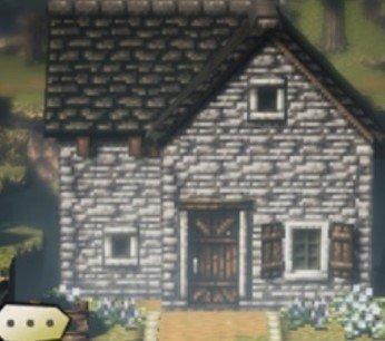 わがままな画家の家
