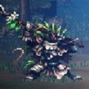 獰猛な森の大ラットキンⅠ