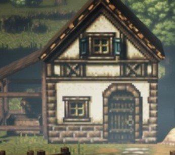 羊飼いの家