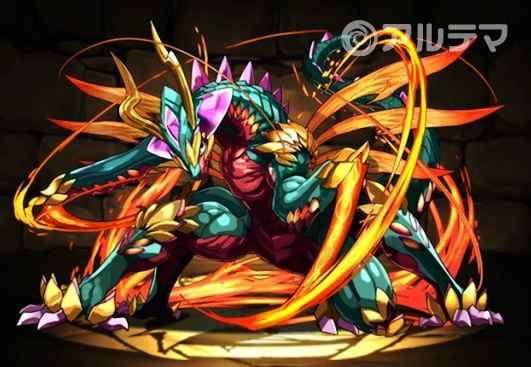 炎の蟲龍【超地獄級】