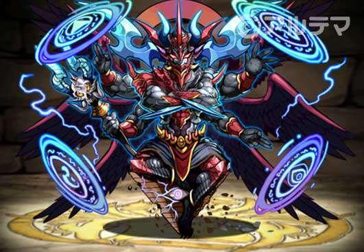 災禍の魔神王・サタン