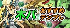 木パのおすすめリーダー【7/16更新】