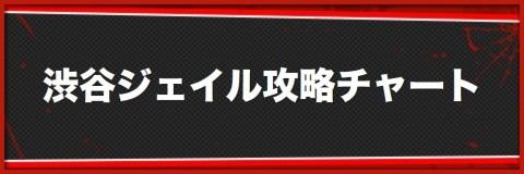 渋谷ジェイル攻略チャート
