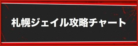 札幌ジェイル攻略チャート