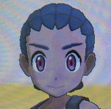 勝利への意志がうかがえる緋色の目がポイント